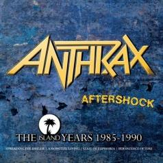 Anthrax (Антракс): Aftershock - The Island Years