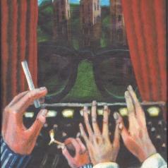Crowded House (Краудед Хорс): Afterglow