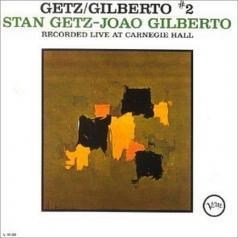 Stan Getz (Стэн Гетц): Getz/ Gilberto #2