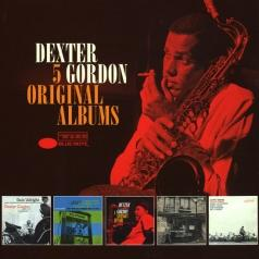 Dexter Gordon (Декстер Гордон): Original Albums