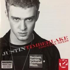 "Justin Timberlake (Джастин Тимберлейк): 12"" Masters - The Essential Mixes"