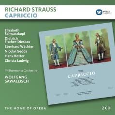 Wolfgang Sawallisch (Вольфганг Заваллиш): Capriccio