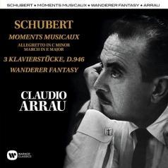 Claudio Arrau (Клаудио Аррау): Moments Musicaux, Fantasie In C Major, D760 'Wanderer'