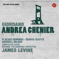 James Levine (Джеймс Ливайн): Andrea Chenier