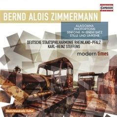 Deutsche Staatsphilharmonie Rheinland-Pfalz (Немецкий государственный филармонический оркестр Рейнланд-Пфальца): Modern Times