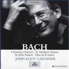 English Baroque Soloists (Английские солисты барокко): Bach, J.S.: Christmas Oratorio; St. Matthew Passio
