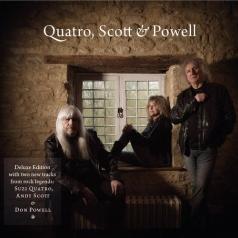 """Scott & Powell"""" """"Quatro: Quatro, Scott & Powell"""