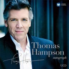 Thomas Hampson (Томас Хэмпсон): Thomas Hampson Autograph