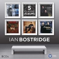 Ian Bostridge (Иэн Бостридж): 5 Classic Albums