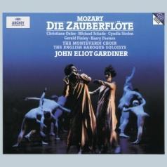 John Eliot Gardiner (Джон Элиот Гардинер): Mozart: Die Zauberflote