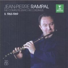 Jean-Pierre Rampal (Жан-ПьерРампаль): The Complete Erato Recordings, Vol.2: 1963-1969