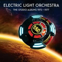 Electric Light Orchestra (Электрик Лайт Оркестра (ЭЛО)): The Studio Albums 1973–1977