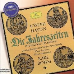 Karl Böhm (КарлБём): Haydn: The Seasons