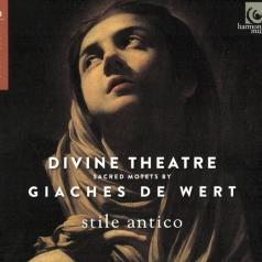 Giaches De Wert: Divine Theatre - Sacred Motets/Stile Antico