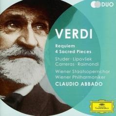 Claudio Abbado (Клаудио Аббадо): Verdi: Requiem