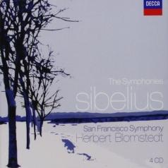 Herbert Blomstedt (Герберт Блумстедт): Sibelius: The Symphonies