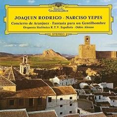Narciso Yepes (Нарсисо Йепес): Rodrigo: Concierto De Aranjuez; Fantasia