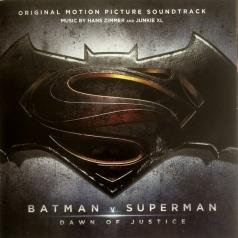 Hans Zimmer (Ханс Циммер): Batman V Superman: Dawn Of Justice