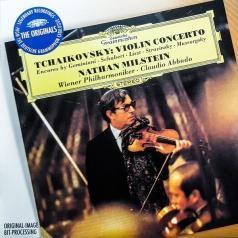 Claudio Abbado (Клаудио Аббадо): Tchaikovsky: Violin Concerto