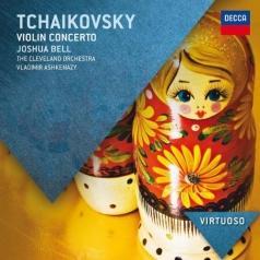Vladimir Ashkenazy (Владимир Ашкенази): Tchaikovsky: Violin Concerto; Serenade Melancolique