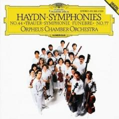 Orpheus Chamber Orchestra: Haydn: Symphonies Nos.44 & 77