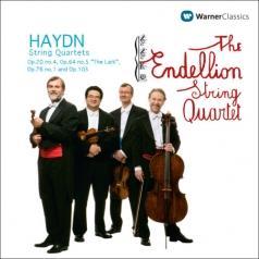 "Endellion String Quartet (Энделлион стринг квартет): String Quartets: Op 20 No.4, Op 64 No.5 ""The Lark"", Op 76 No.1, Op.103"