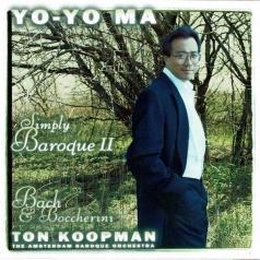 Yo-Yo Ma (Йо-ЙоМа): Simply Baroque Ii
