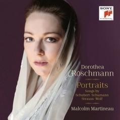 Dorothea Roschmann (Доротея Рёшманн): Portraits: Dorothea Roschmann - Songs By Schubert, Schumann, Strauss And Wolf