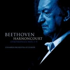 Nikolaus Harnoncourt (Николаус Арнонкур): Symphonies Nos 1 - 9