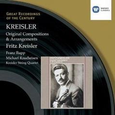 Fritz Kreisler (Фриц Крейслер): Kreisler Plays Kreisler