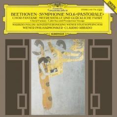 Claudio Abbado (Клаудио Аббадо): Beethoven: Symphony No.6; Choral Fantasia