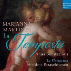 Anna Bonitatibus (АннаБонитатибус): Cantata 'La Tempesta'.  Cantata 'Il Nido Degli Amori'. Concerto Per Cembalo. Sonata Per Cembalo
