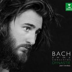 Jean Rondeau (Жан Рондо): Dynastie: Concertos By J.S.Bach, C.P.E.Bach & W.F.Bach