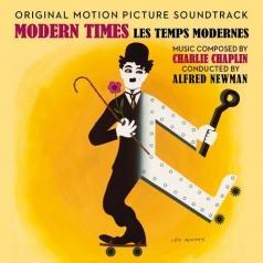 Charlie Chaplin (Чарльз Чаплин): Modern Times (Ost)