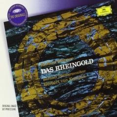 Herbert von Karajan (Герберт фон Караян): Wagner: Das Rheingold