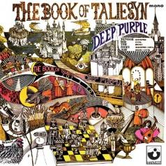 Deep Purple (Дип Перпл): Book Of Taliesyn (Mono)