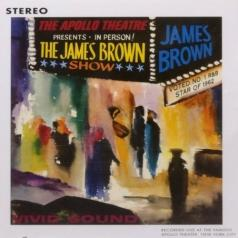 James Brown (Джеймс Браун): Live At The Apollo 1962
