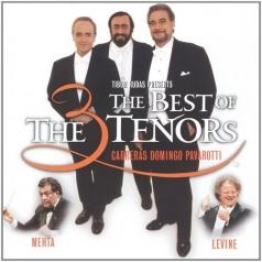 Carreras (Хосе Каррерас): The Best Of The Three Tenors