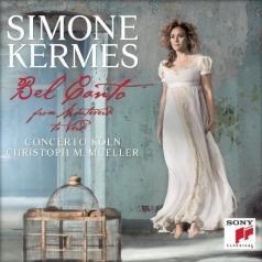 Simone Kermes (Симона Кермес): Bel Canto