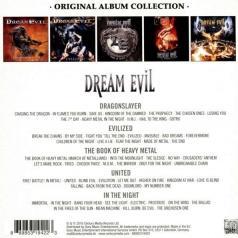 Dream Evil (Дрим Ивел): Original Album Collection