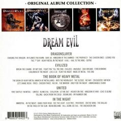 Dream Evil (Дрим Ивел): Original Album Collection