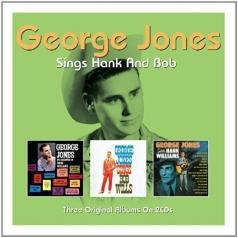George Jones (Джордж Джонс): Sings Hank & Bob