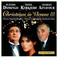 Placido Domingo (Пласидо Доминго): Christmas In Vienna III