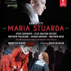 Joyce DiDonato (Джойс ДиДонато): Maria Stuarda (Live At The Metropolitan Opera, 2013)
