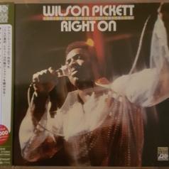 Wilson Pickett (Уилсон Пикетт): Right On