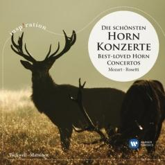 Marriner Tuckwell (Марринер Таквелл): Mozart / Rosetti: Best-Loved Horn Concertos