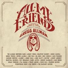Gregg Allman (Грегг Оллман): All My Friends