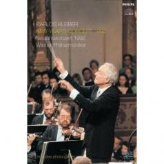 Carlos Kleiber (Карлос Клайбер): Kleiber conducts New Year's Concert 1992