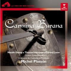 Michel Plasson (Мишель Плассон): Orff : Carmina Burana