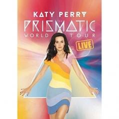 Katy Perry (Кэти Перри): The Prismatic World Tour Live